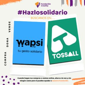 #Hazlosolidario